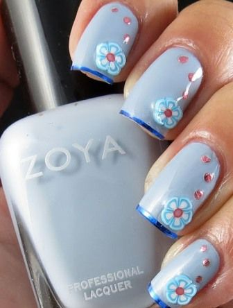 9 Best Fimo Nail Art Designs With Pictures Pinterest