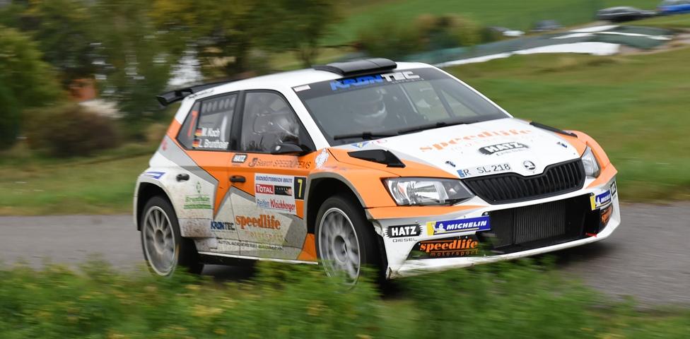 Niederösterreich Rallye 27./28. September 2019 Sports