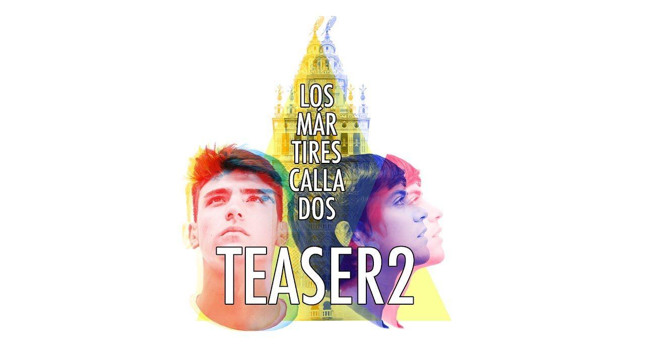 """""""Los mártires callados"""". Booktrailer teaser 2"""