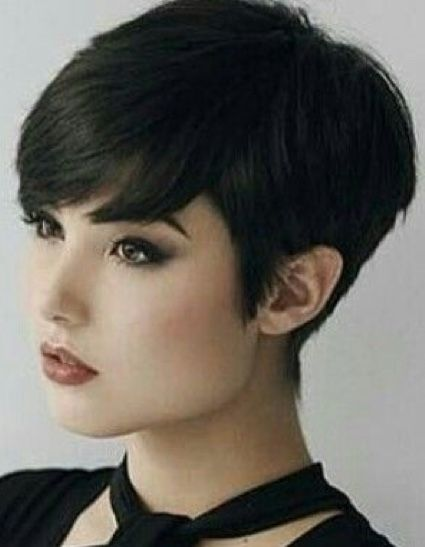 Pin by Sandi Weiland on Short current hairstyles   Pinterest ...