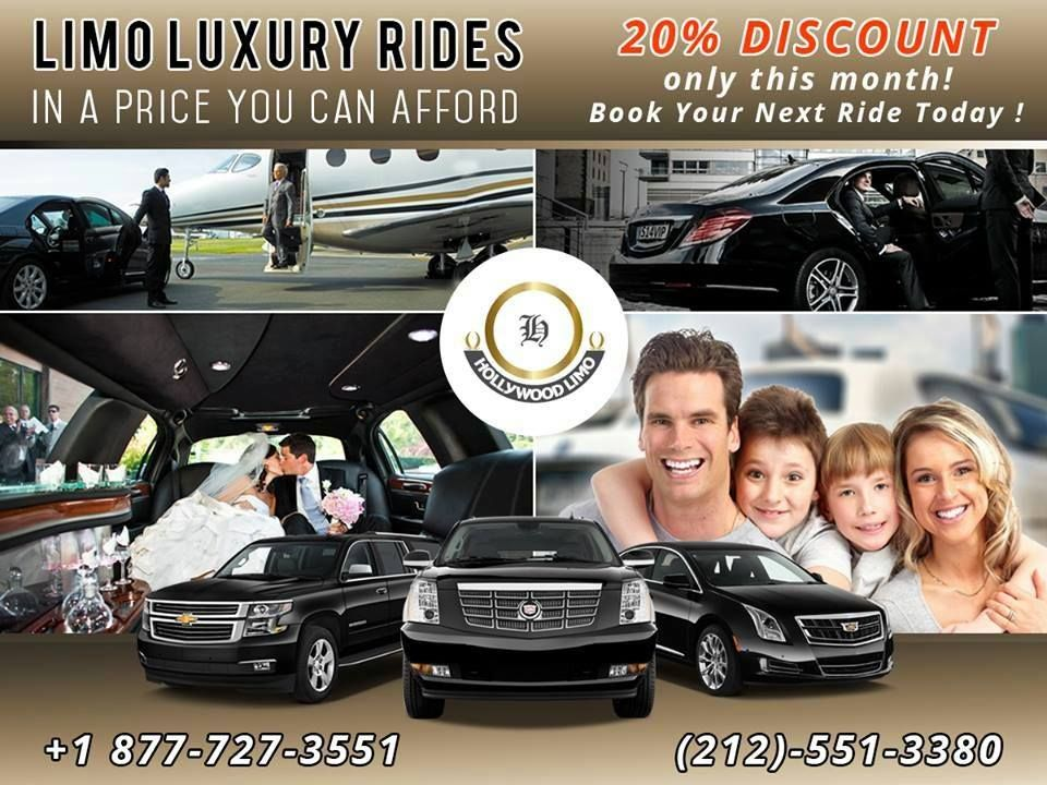 Book your Limousine Ride on 20 discount only for this