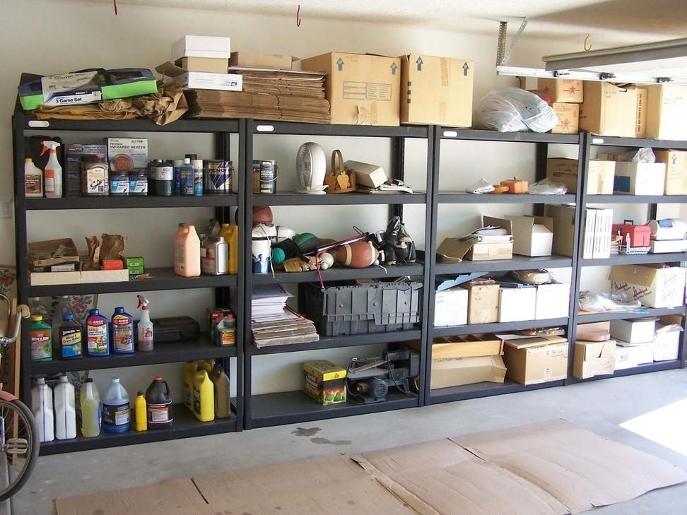 rangement garage organisation de garage