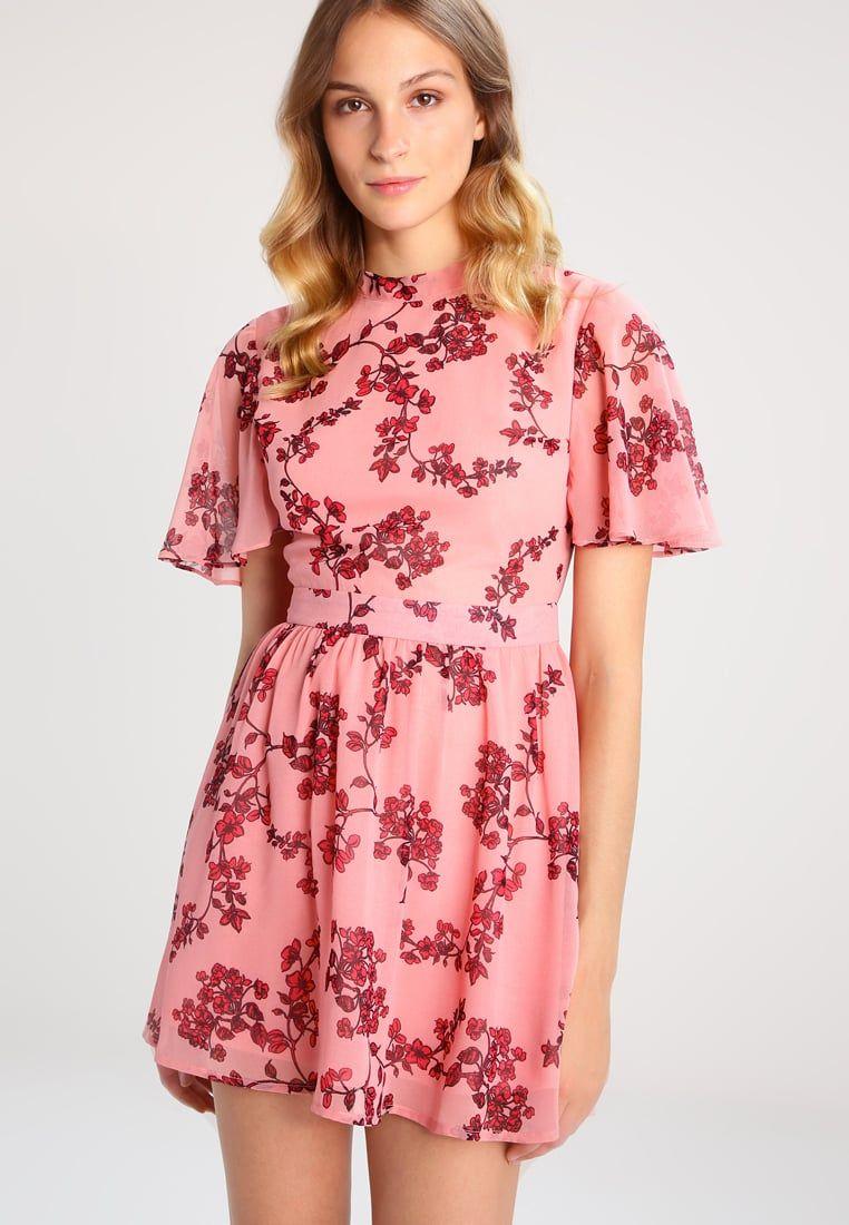 Sukienki W Kwiaty Missguided Dress Dresses Casual Dress