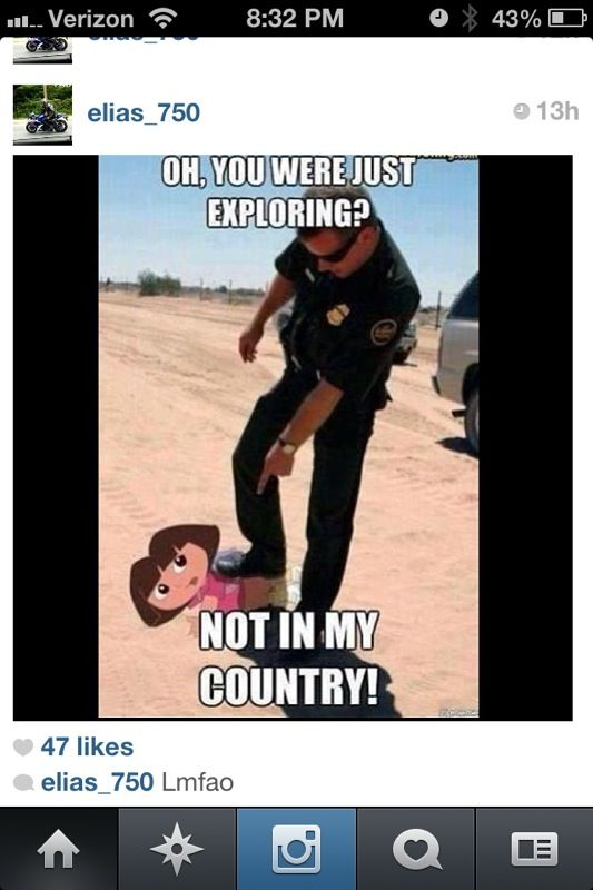 Dora in trouble? si