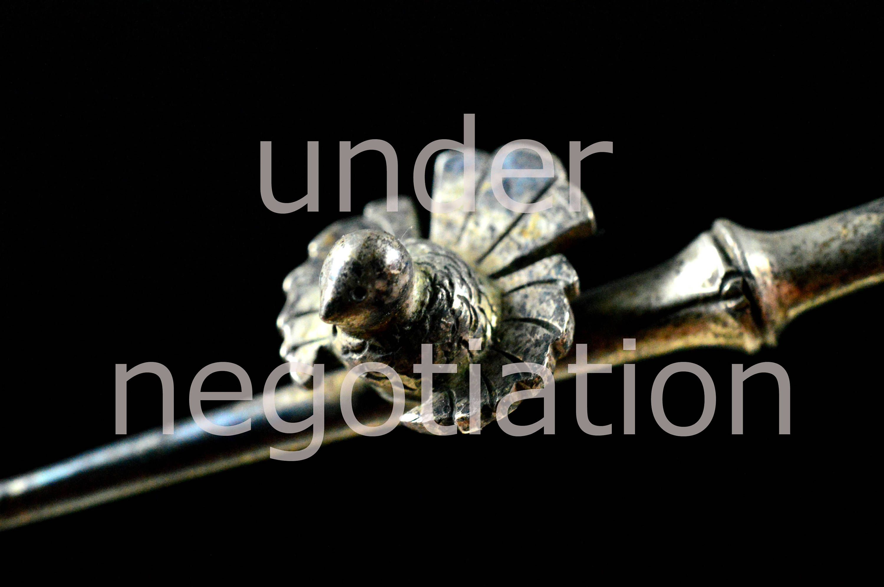 under negotiation under negotiation under negotiation under negotiation by JapaVintage on Etsy