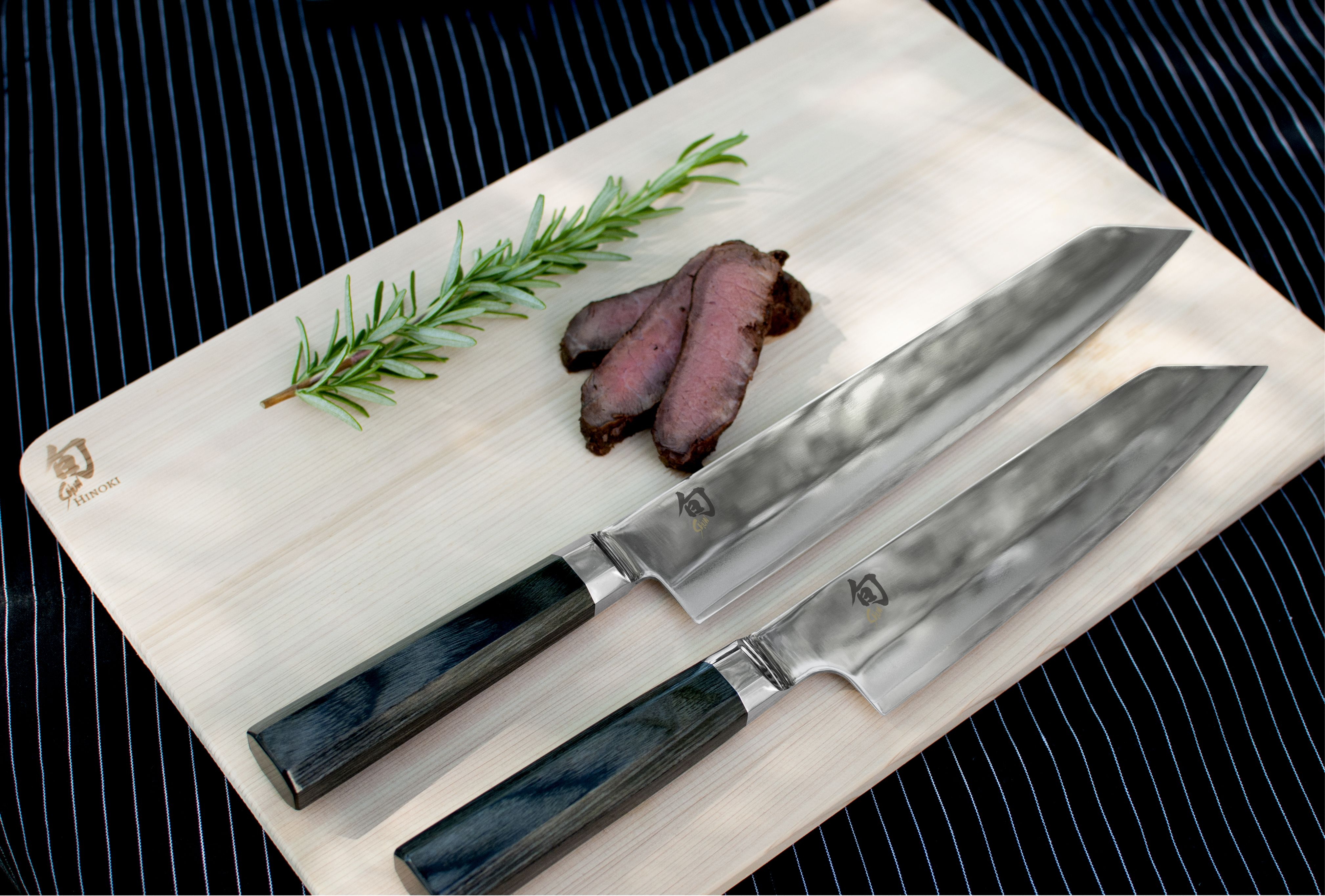 Shun Blue Kiritsuke Is Offered In Two Different Lengths 8 Inch And 10 Inch Best Chefs Knife Best Chef Chef