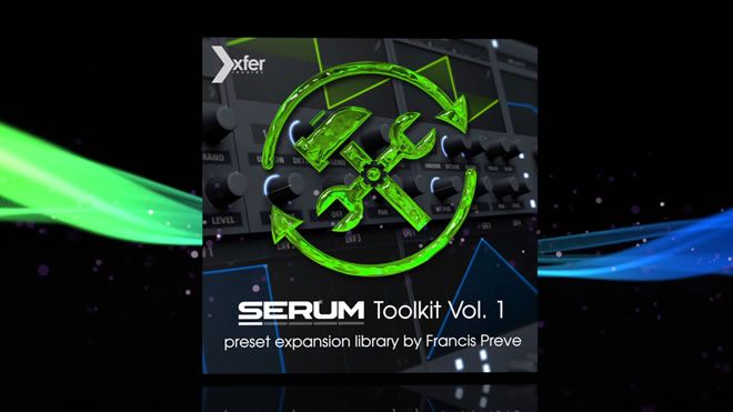 Xfer Records Serum Toolkit V1 and Readme Serum Presets and Wavetables - Audio…