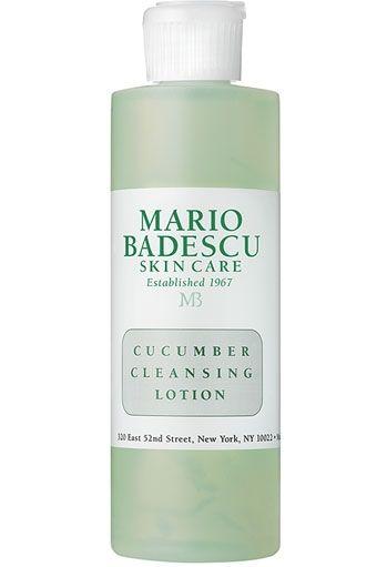 3 Mario Badescu Cucumber Lotion Skincare Glycolic Acid