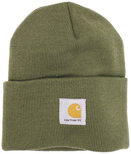 5ea338ffab9 Carhartt Men s Acrylic Watch Hat A18
