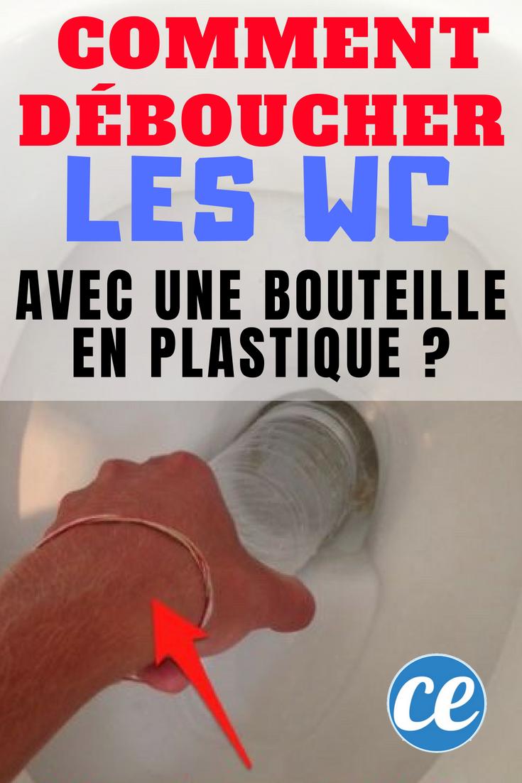 Deboucher Canalisation Avec Tuyau Arrosage comment déboucher les wc avec une bouteille en plastique