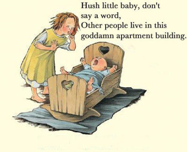 rhymes Adult nursery
