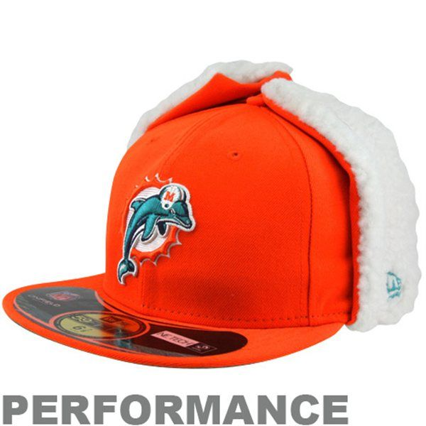 the latest fd2b7 076ae New Era Miami Dolphins Dog Ear Hat | Top 10 Gifts for Sports ...