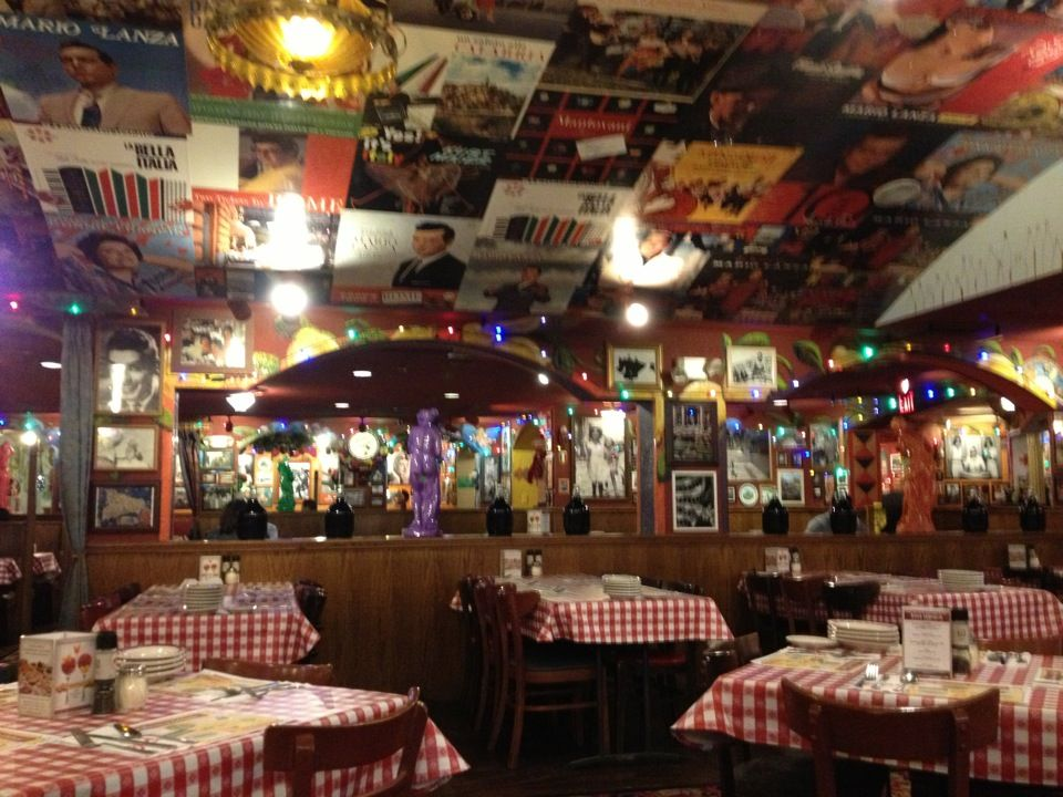 Buca Di Beppo Italian Restaurant In Santa Clarita Ca Party Time