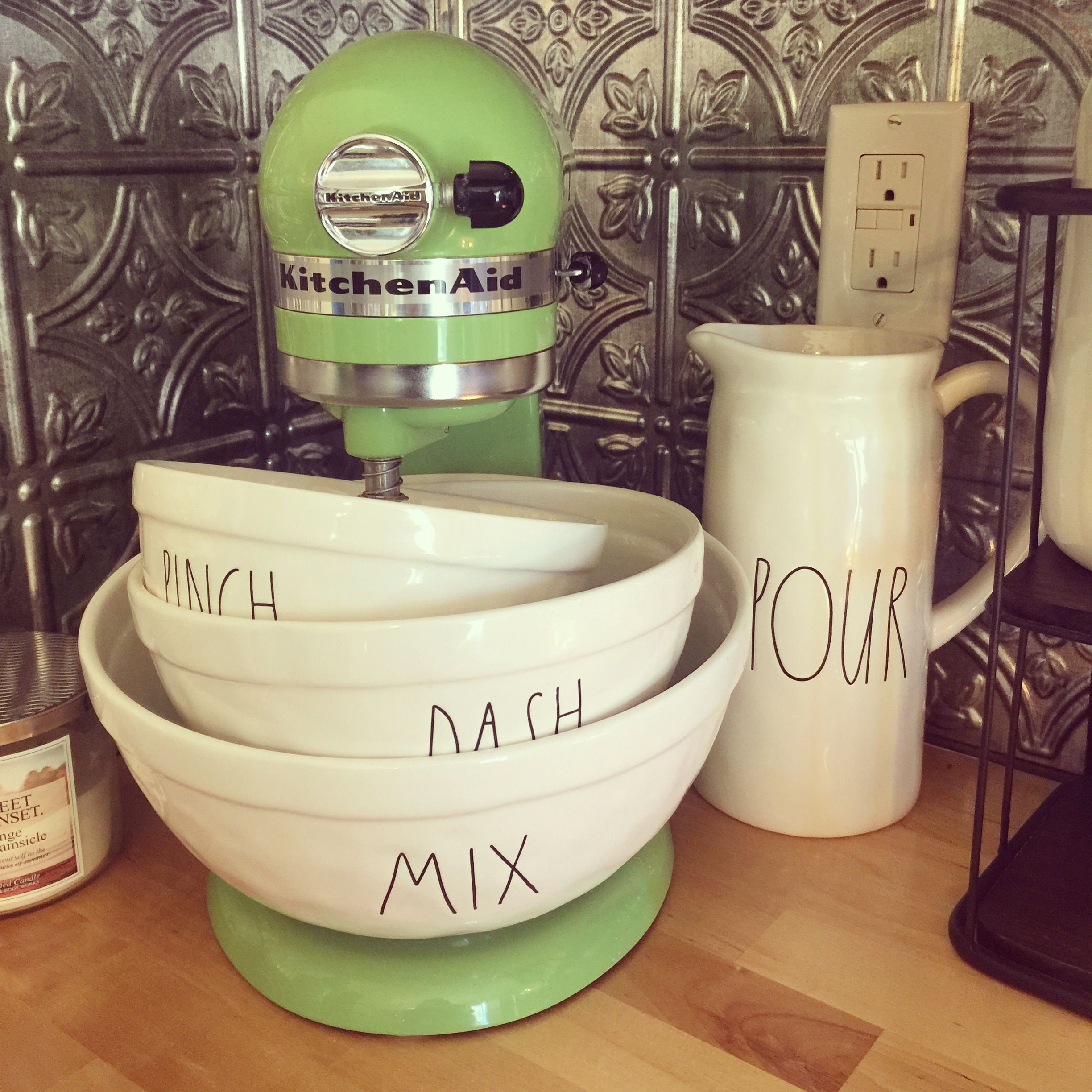 Kitchen Aid Bowls Best Hoods Rae Dunn Mixing And Kitchenaid Mixer I Ll Never Be