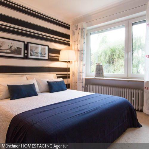 Wohnideen Schlafzimmer Maritim maritim ja aber bitte ohne muscheln und netz die kombination aus