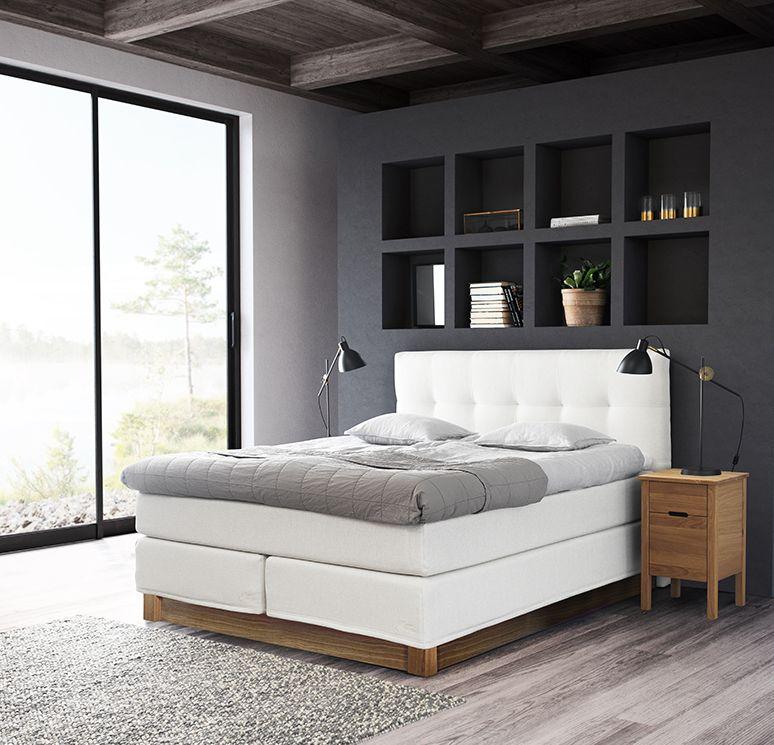 Jensen Prestige Continental Bed Nature Loznice Postel
