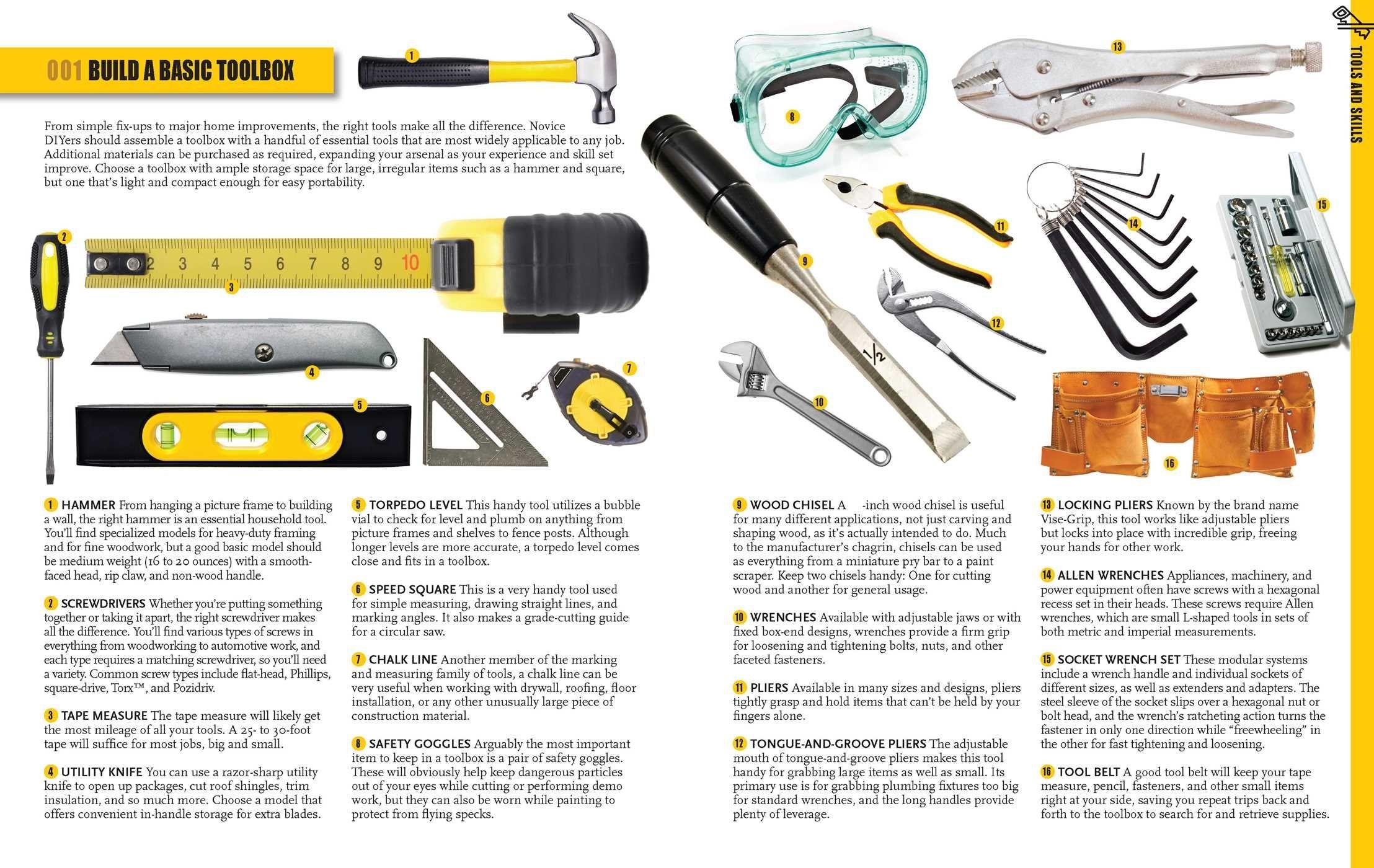 Life Skills Simple Home Repairs