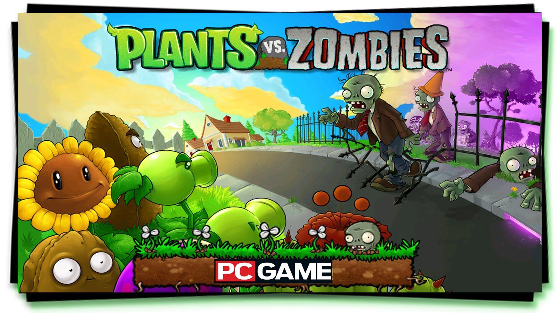تحميل لعبة Plants Vs Zombies الإصدار الأول للكمبيوتر Win Xp 7 8 1