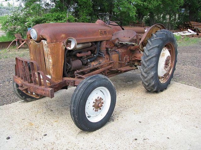 Ford Golden Jubilee Old Tractors Tractors Antique Tractors