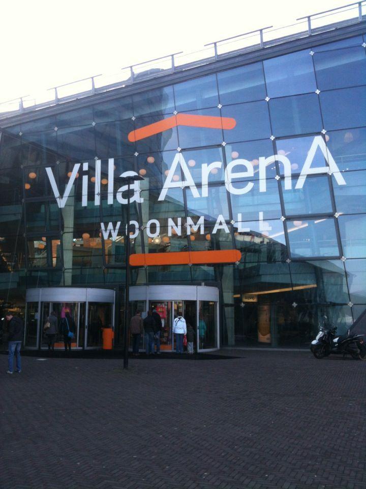 woonboulevard villa arena in amsterdam-zuidoost, noord-holland