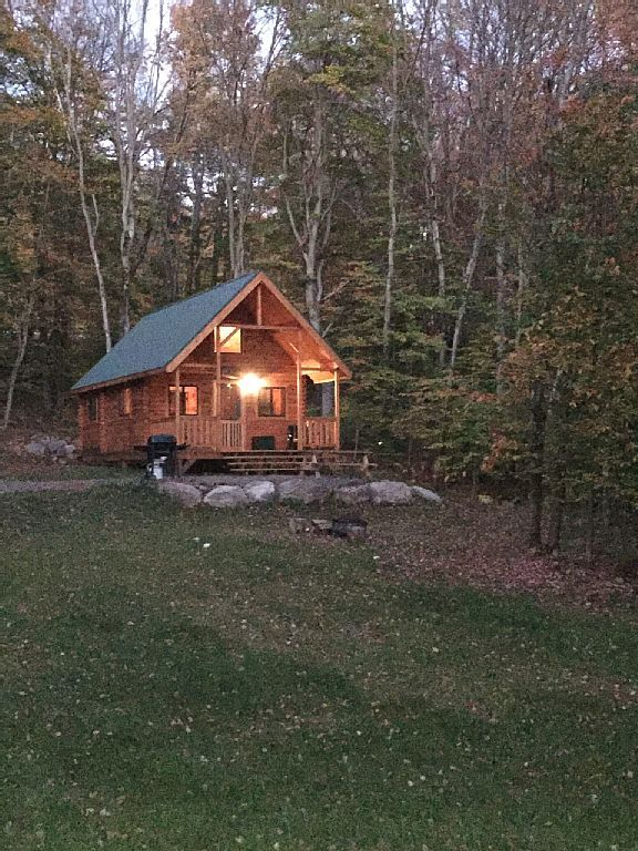 Cabin Vacation Rental In Stoddartsville Buck Pa Usa From