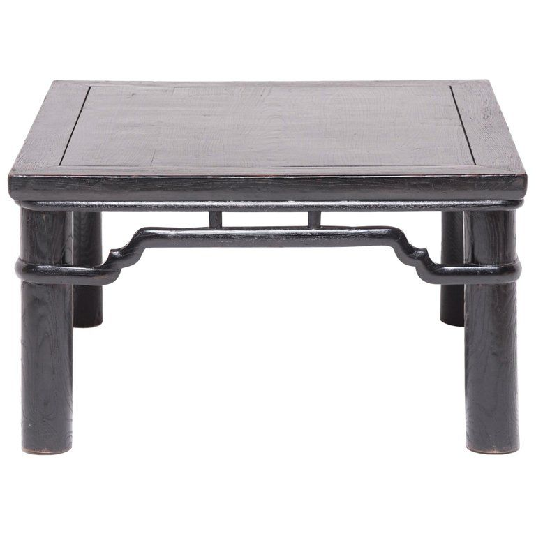 Early 20th Century Chinese Low Square Table Square Tables