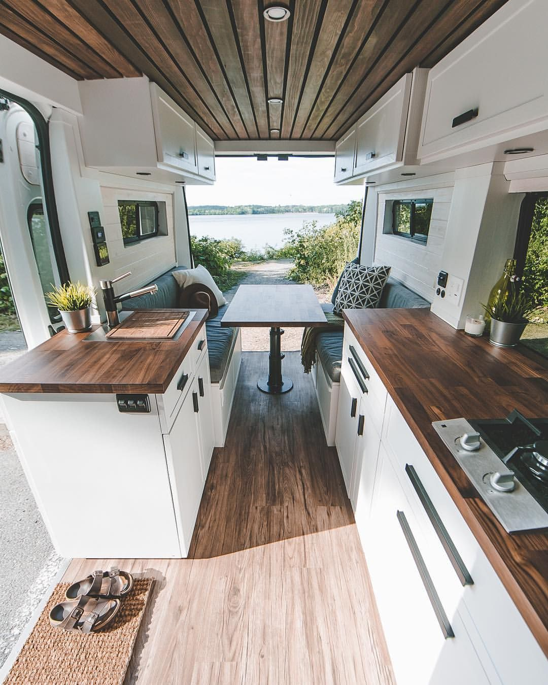 Vanlife Sagas On Instagram This Is It Folks Our Lovely Home On