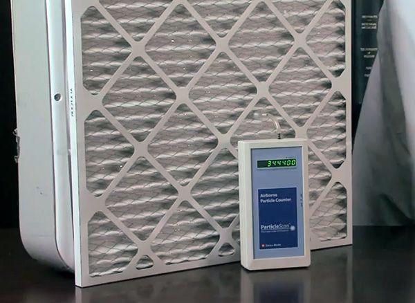 How To Make An Air Purifier Diy Life Hacks Simple Life Hacks Household Hacks