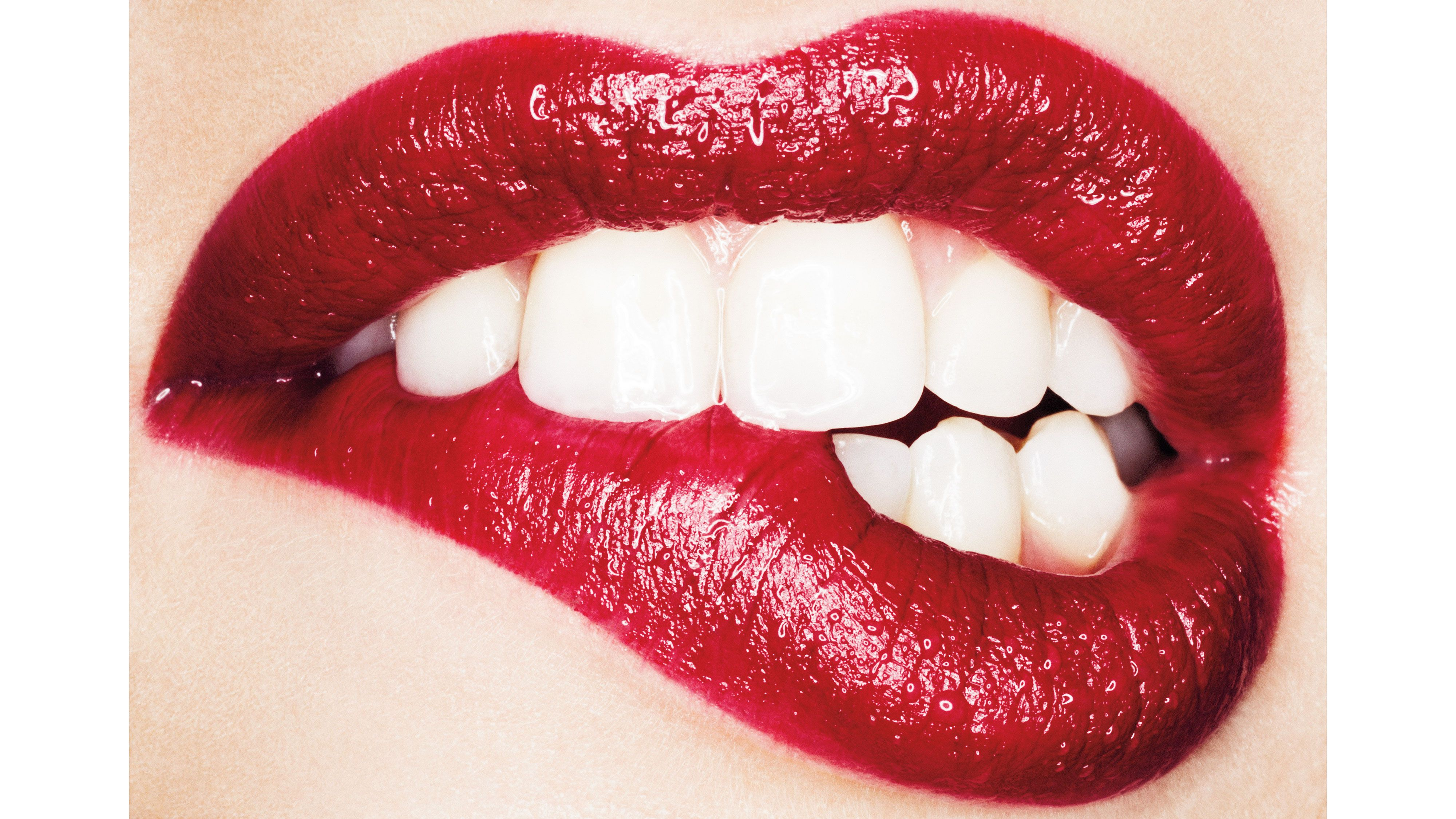 5 Natural Teeth Brighteners Red Lips Lips Beautiful Lips