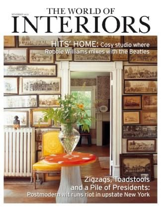 The World Of Interiors Uk 12 Month Subscription