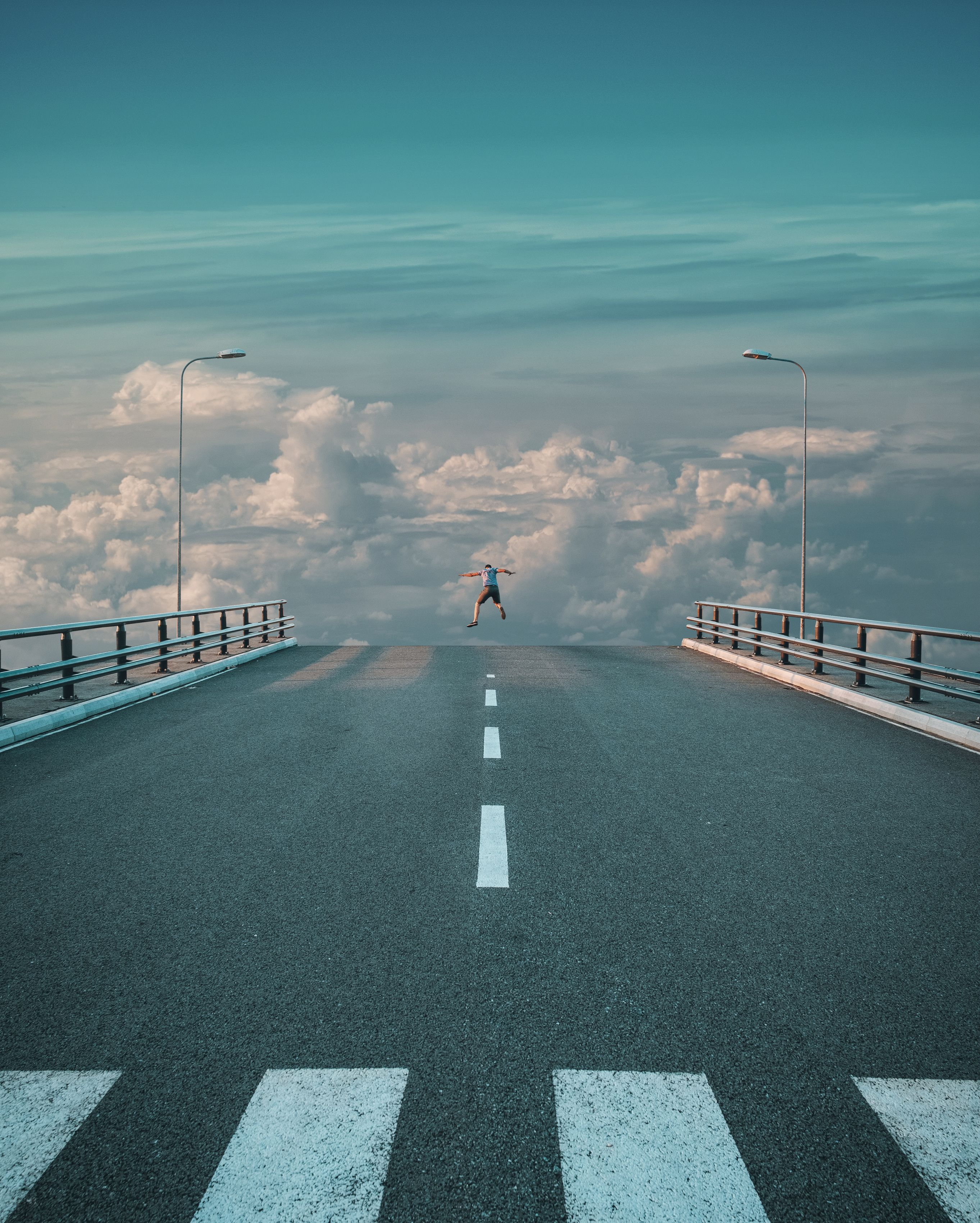 End Of The Road By Rolands Zilvinskis Photography Surreal