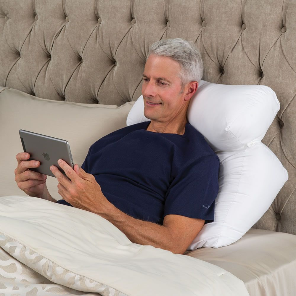 The 10 Purpose Body Pillow Hammacher Schlemmer