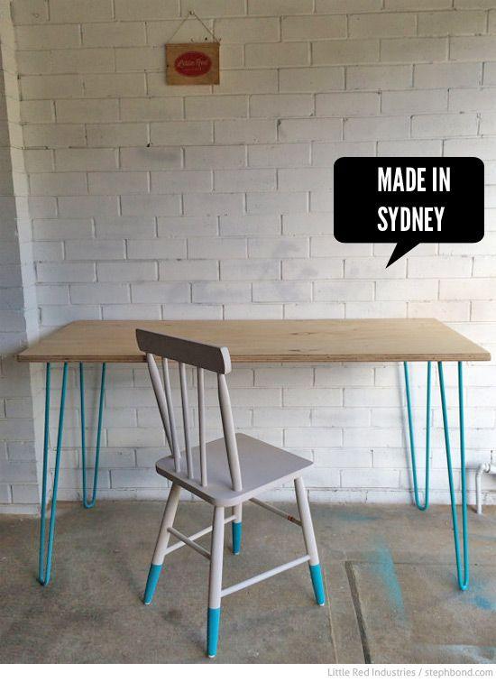 Furniture Legs Sydney bondville: handmade furniture for kids from little red industries