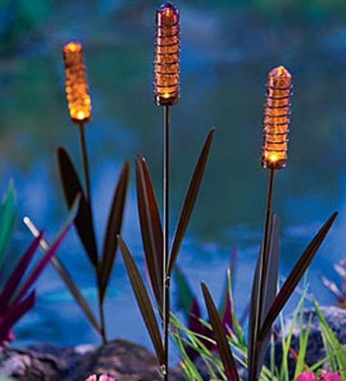 Decorative Solar Lights For Garden Landscaping