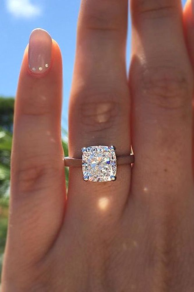 42 Most Popular And Trendy Engagement Rings For Women Popular