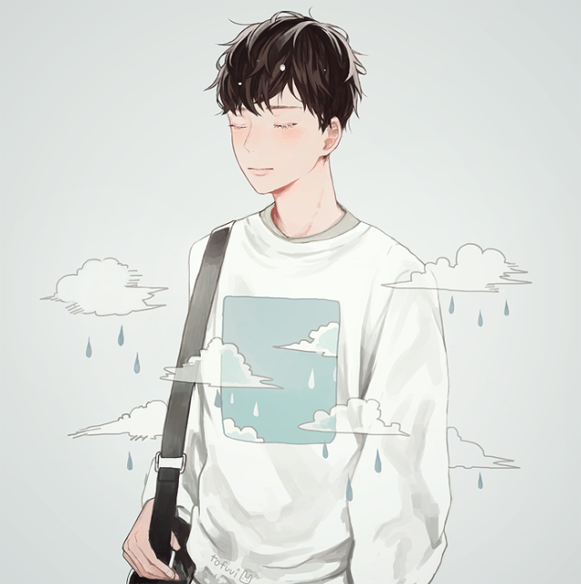 Aesthetic Anime Boy Art