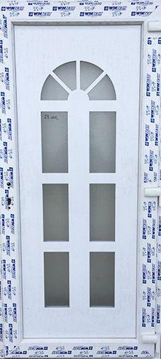 Torino mix plastic front door