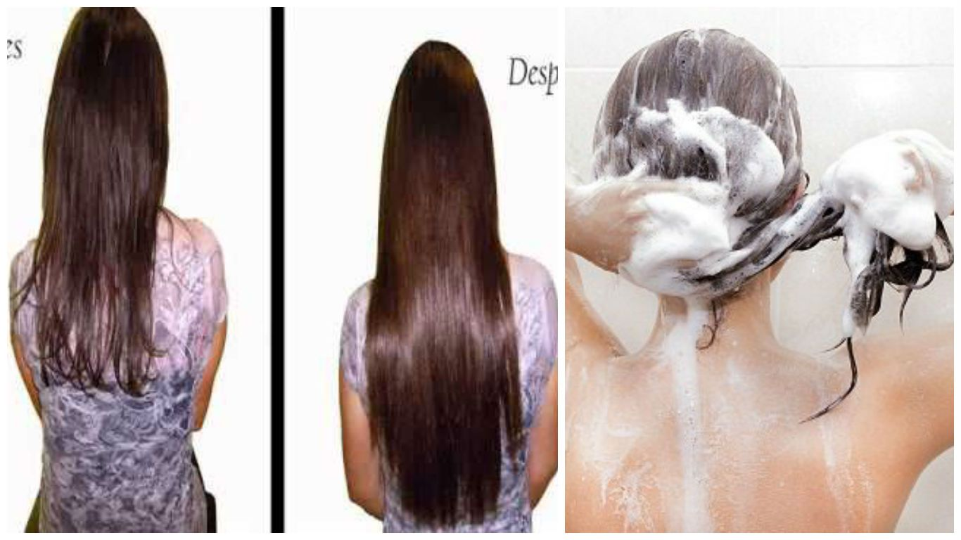 Vinagre el sirve cabello para manzana de crecer el