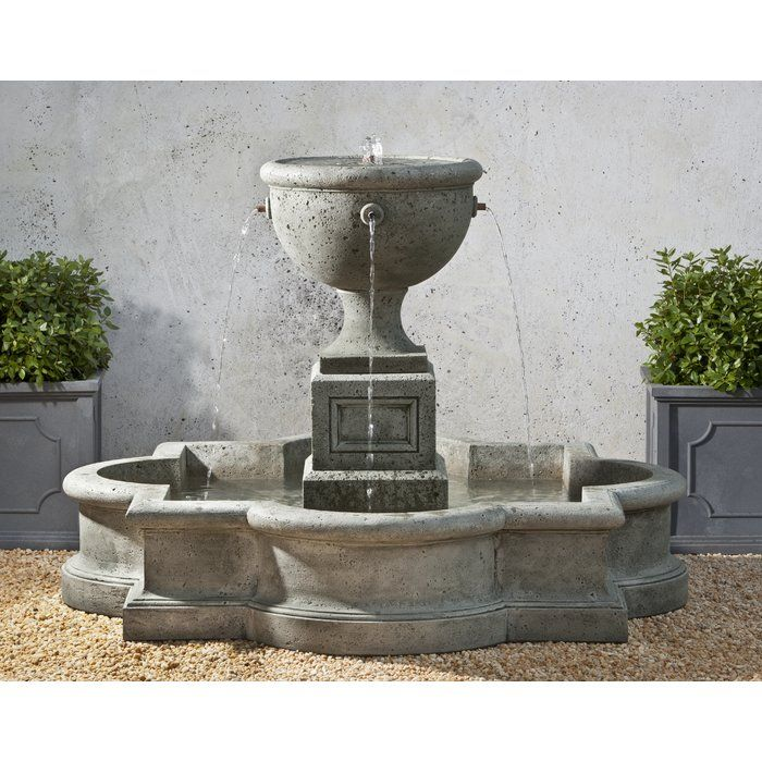 Concrete Navonna Fountain