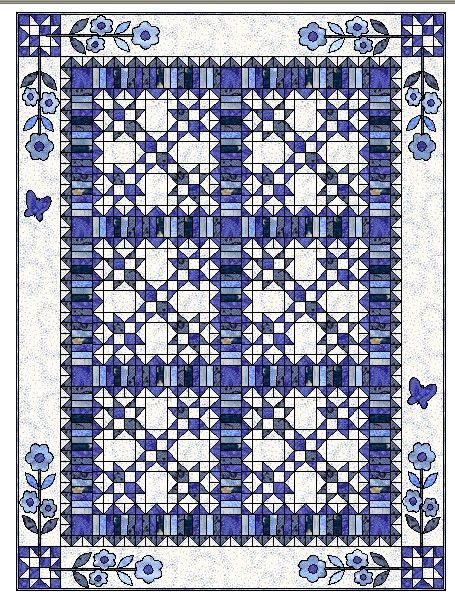 Elizabeth's Quilt Projects: Border Ideas