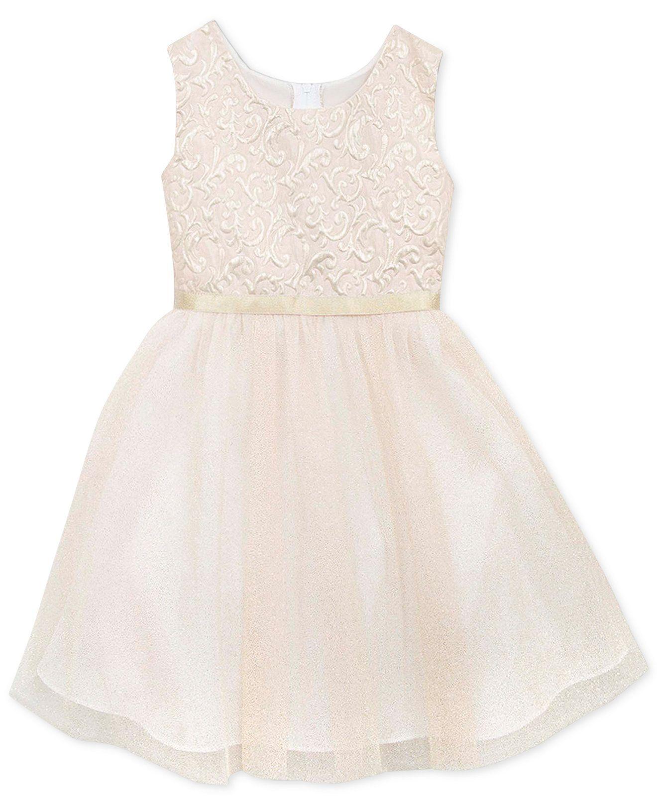 f9ca233d3826 Baby Girl Special Occasion Dresses Macys | Saddha