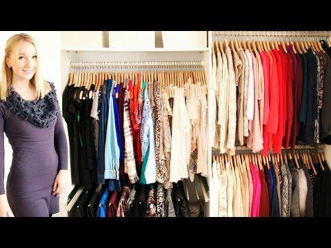 8 tipps zum kleiderschrank ausmisten organisieren for Youtube minimalismus