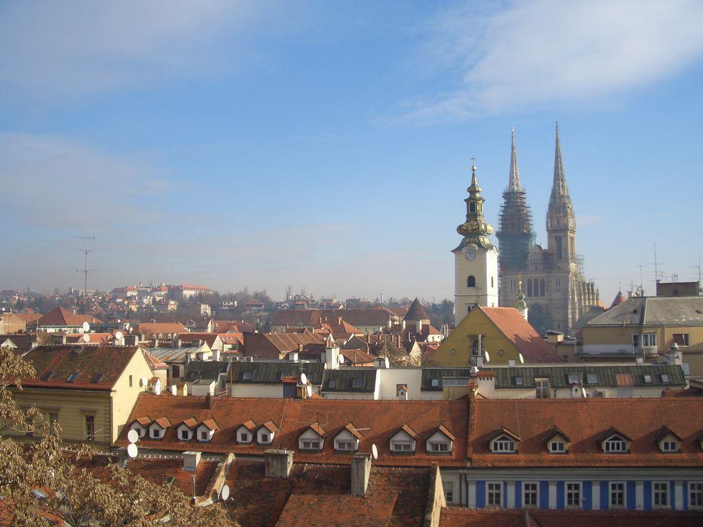 Picturing Zagreb In Croatia Zagreb European City Breaks Croatia