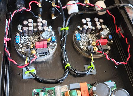 Hypex NCore 400 Amplifier Enter a great Class D amplifier