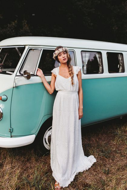 "Robe de mariée 2017 ""Mila"", Lorafolk"