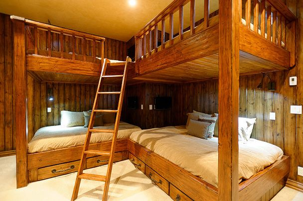 check out 62a8d b468e cabin looking bunk beds not sure if I'd ever have them in my ...