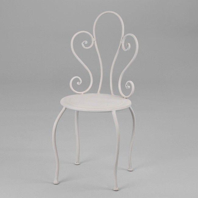 Resultado de imagen para sillas hierro jardin vintage ...