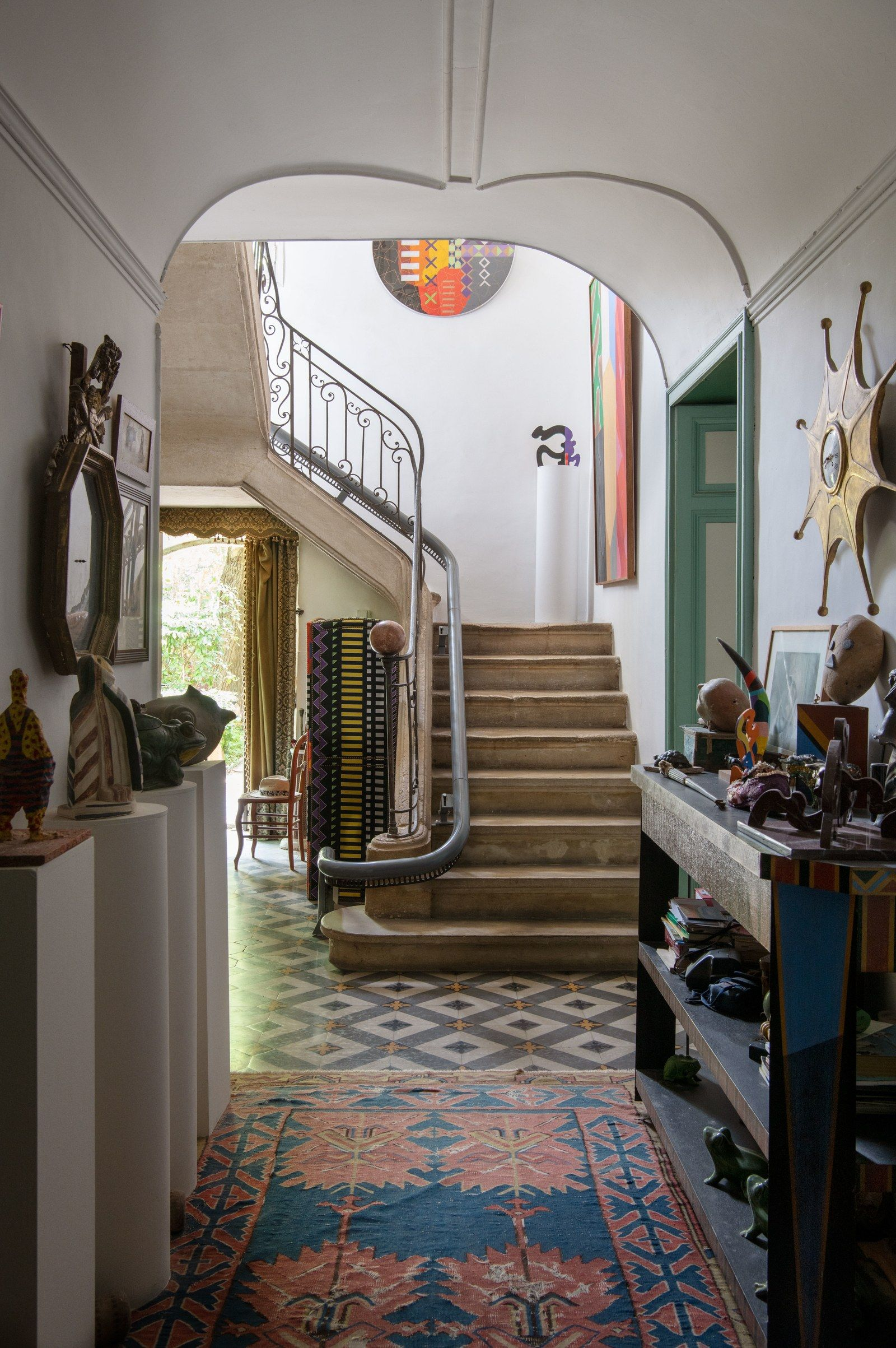 Photo of Inside Legendary Creator Guy de Rougemont's Unassuming Compound in the South of France