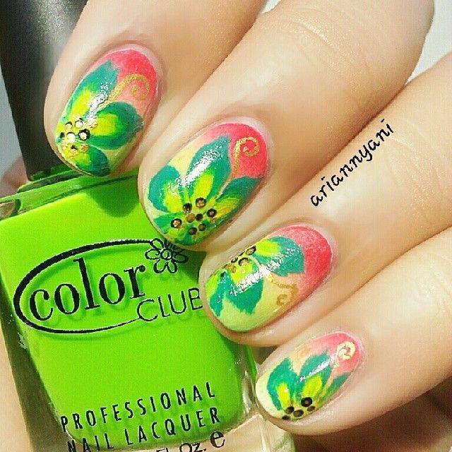 Instagram photo by ariannyani #nail #nails #nailart