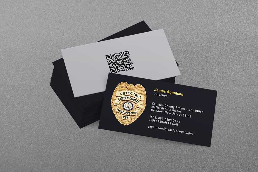Police Business Cards - Business Card Tips | Business Cards ...